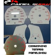 Kit Translúcido p/ Painel - Cod623v240 - Tempra 95 a 99