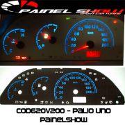 Kit Translúcido p/ Painel - Cod620v200 - Palio - Siena - Strada G1