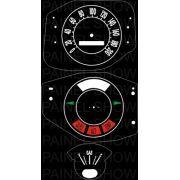 Kit Translucido p/ Painel - Cod548v200 - Maverick Fase 1