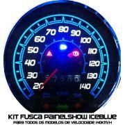 Kit Translucido p/ Painel - Cod653v140 - Fusca 140km/h Todos - Lançamento !!!