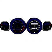 Kit Translúcido p/ Painel - Cod697v220 - Tigra Opel