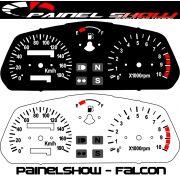 Kit Translúcido p/ Painel - Cod417v180 - Falcon NX4 400