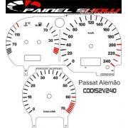 Kite Neon p/ Painel - Cod152v240 - Passat Alemao Variant
