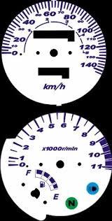 Kit Translúcido p/ Painel - Cod413v140- CG 150 Sport  - PAINEL SHOW TUNING - Personalização de Painéis de Carros e Motos