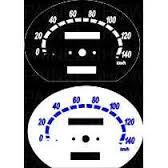 Kit Translúcido p/ Painel - Cod421v140 - XTZ 125  - PAINEL SHOW TUNING - Personalização de Painéis de Carros e Motos