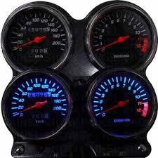 Kit Translúcido p/ Painel - Cod432v200 - GS 500 E  - PAINEL SHOW TUNING - Personalização de Painéis de Carros e Motos
