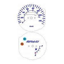 Kit Translúcido p/ Painel - Cod436v140 - CG Injeção Eletrônica ou Mix  - PAINEL SHOW TUNING - Personalização de Painéis de Carros e Motos