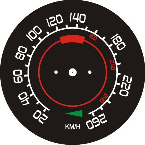 Kit Translucido p/ Painel - Camaro  - PAINEL SHOW TUNING - Personalização de Painéis de Carros e Motos