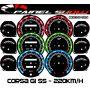 Kit Translucido p/ Painel - Cod610v220 - Corsa Antigo com Contagiros