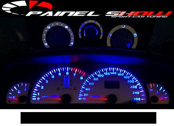 Acetato Controle de Ar Ventilação Brava / Marea - Painelshow  - PAINEL SHOW TUNING - Personalização de Painéis de Carros e Motos