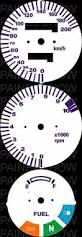 Kit Acrilico p/ Painel - Cod406v200 - CBR450 SR Babaloo Etc.  - PAINEL SHOW TUNING - Personalização de Painéis de Carros e Motos