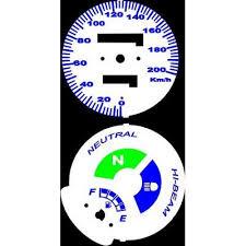 Kit Translúcido p/ Painel - Cod426v200 - CG150  - PAINEL SHOW TUNING - Personalização de Painéis de Carros e Motos