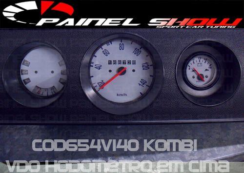 Kit Translúcido p/ Painel - Cod654v140 - Kombi Clipper  - PAINEL SHOW TUNING - Personalização de Painéis de Carros e Motos