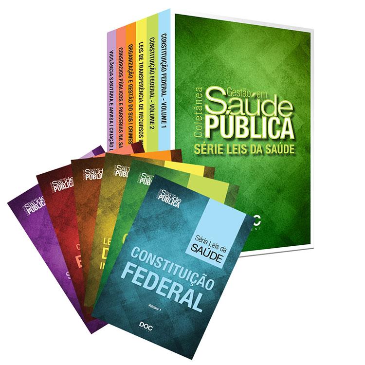 Coletânea Gestão em Saúde Pública  - DOC Content Webstore