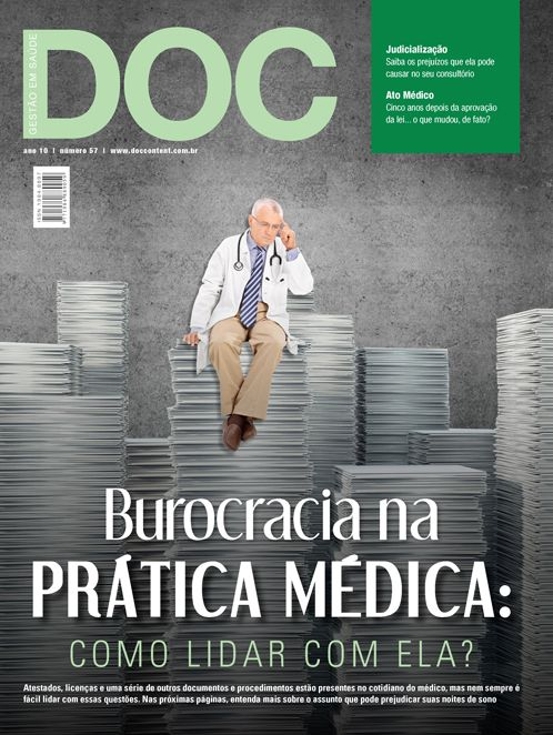 REVISTA DOC- Edição #57  - DOC Content Webstore