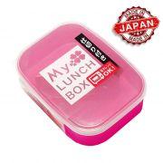 Bento Box c/ Divisória Rosa 650 ml