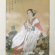 Painel Chinesa Branco 32 x 120 cm