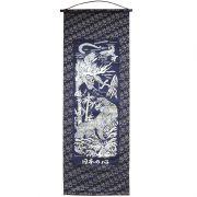 Painel Tigre e Dragão 45 x 125 cm