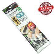 Esteira p/ Sushi Sudare Plástico Chato 24,2 x 21.5 cm