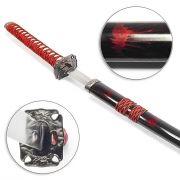 Espada Wakizashi Sekizen Semi Afiada + Lubrificante