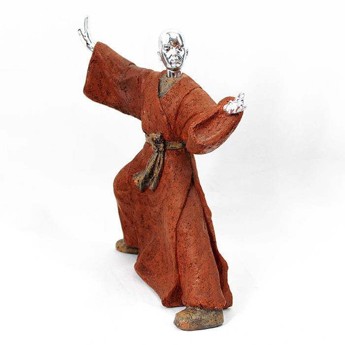 Monge Shaolin 31x29 cm
