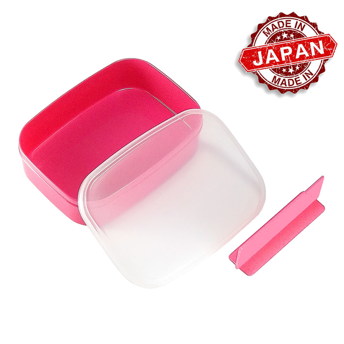 Bento Box c/ Divisória Rosa 650 ml