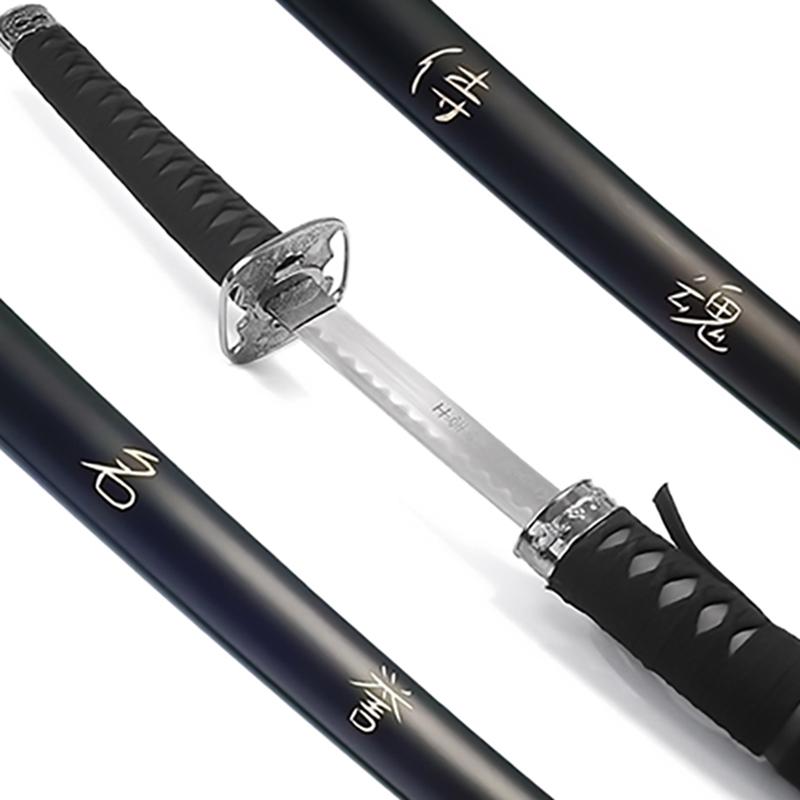 Espada Último Samurai + Suporte + Lubrificante