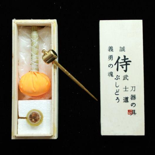 Kit Profissional Uchiko para Manutenção de Espadas