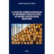 O CONTEÚDO JURÍDICO-SUBSTANCIAL DA IDENTIDADE ÉTNICO-CULTURAL NO SISTEMA CONSTITUCIONAL BRASILEIRO <br> Jamile Gonçalves Calissi
