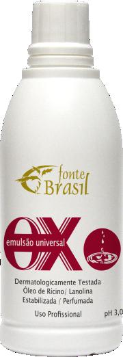 Emulsão Universal 100ml  - Fonte Brasil Cosméticos