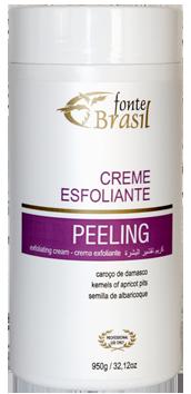 Creme Esfoliante Peeling 950g  - Fonte Brasil Cosméticos