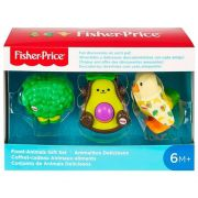 Animais Deliciosos Conjunto -  Fisher Price