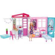 Barbie Casa Glam com Boneca