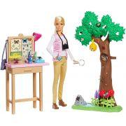 Barbie Cuidadora de Borboleta