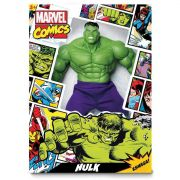 Boneco Hulk Verde Comics 50 cm - Mimo