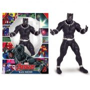 Boneco Pantera Negra Avengers 50 cm - Mimo