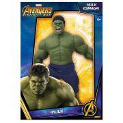 Boneco Hulk Guerra Infinita 50cm - MIMO