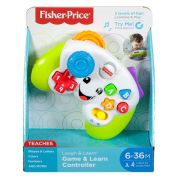 Controle de Vídeo Game - Fisher Price