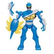 Figura Articulada Power Rangers Mixx N Morph - Azul Dino Charge – Sunny