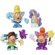 Figura Mashup Mr. Potato Head  Mashup Combinações mágicas – Hasbro