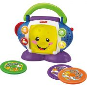 Aprender e Brincar CD Player - Fisher-Price