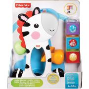 Zebra Blocos Surpresa - Fisher Price