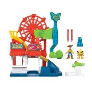 Imaginext Toy Story 4 Playset Carnaval