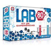 Jogo Lab 80 - Kit de Experiências Estrela