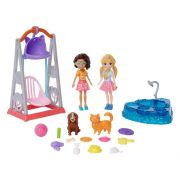 Polly Pocket - Hora de Brincar com Bichinhos