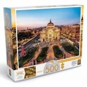 Quebra-Cabeça Palácio de Belas Artes 500 peças – Grow