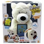 Snow e Stella Urso Interativo Bilíngue Fun Brinquedos