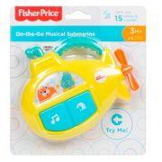Submarino Musical - FISHER-PRICE