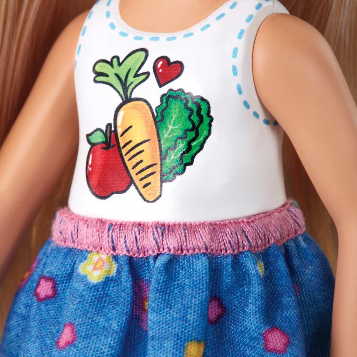 Barbie Cozinhar e Criar Horta da Chelsea