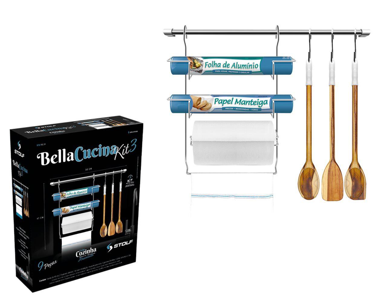 Bella Cucina Kit 3 Stolf